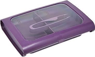 Porta-Frios com Pinça Coza Roxo Púrpura 1 Polipropileno