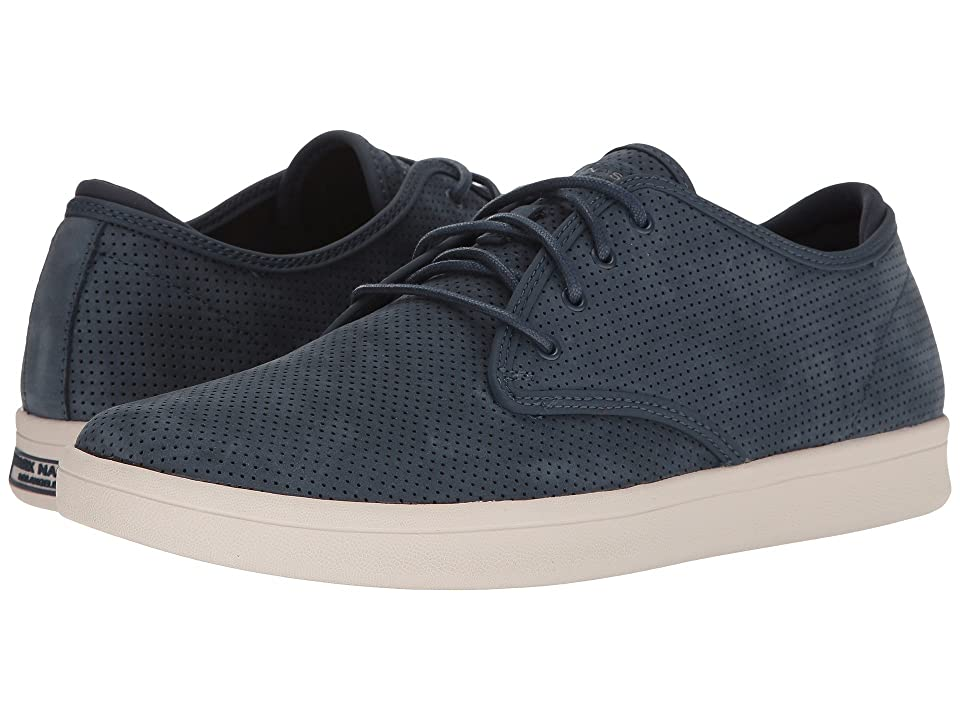 Mark Nason Belmont (Navy Perf Nubuck) Men