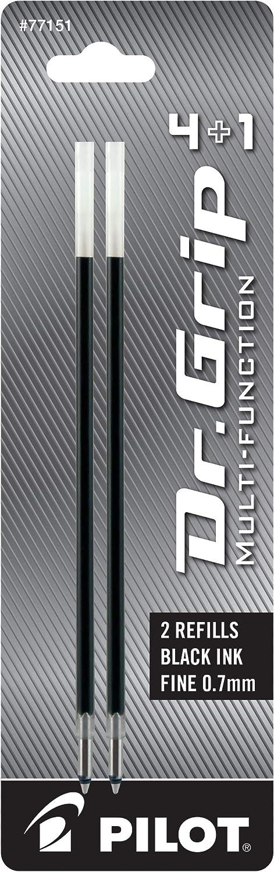 PILOT San Jose Mall Max 46% OFF Dr. Grip 4+1 Multi-Function Po Ballpoint Fine Refills Ink