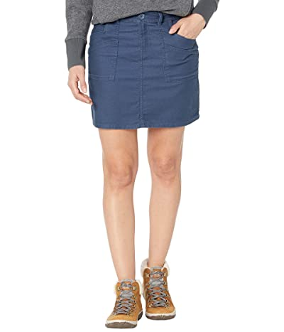 Prana Nikit Skirt (Nocturnal) Women