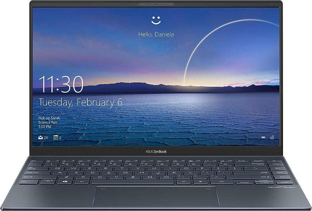 Asus pc portatile intel core i7 di 11ma generazione grafica intel iris xe ram 16gb 512gb ssd pcie UX425EA-KI358T