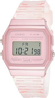 Casio Unisex Youth Digital Watch F-91WS-4DF