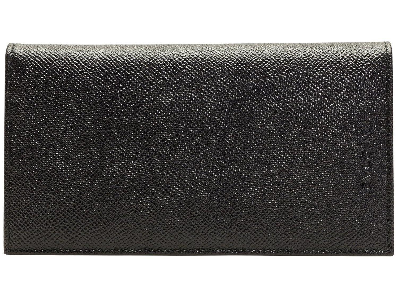 (ブルガリ) BVLGARI 財布 長財布 二つ折り 札入れ CLASSICCO メンズ ブラック レザー 20308 アウトレット ブランド [並行輸入品]