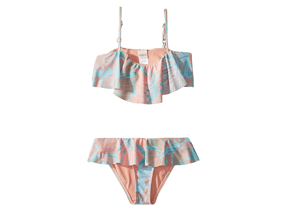 L*Space Little L Lucy Set (Bungalow Palm) Women