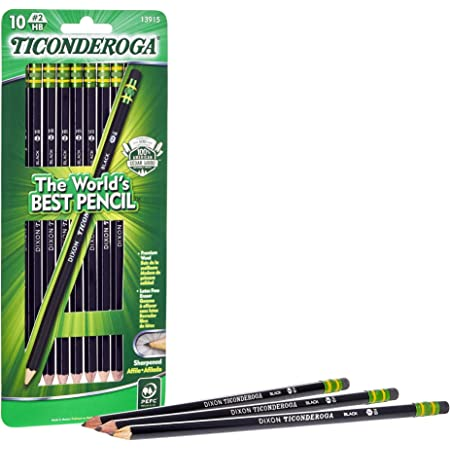 Pre-Sharpened with Arteza #2 HB Wood Cased Graphite Pencils Bulk Pack of 180