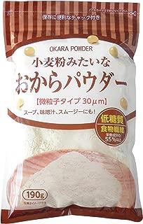 小麦粉みたいなおからパウダー190g