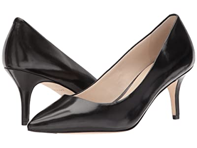 Cole Haan Vesta Pump (65mm) (Black Leather) Women