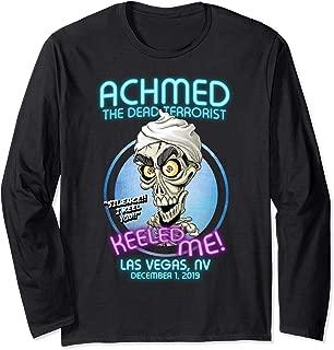 Achmed The Dead Terrorist Las Vegas, NV Long Sleeve T-Shirt