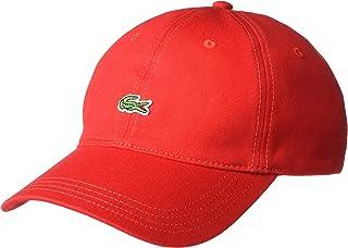 Men's Little Croc Twill Adjustable Leather Strap Hat