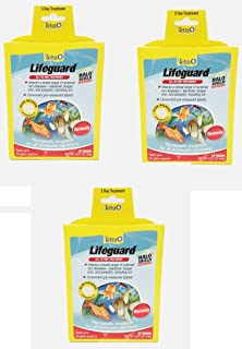 Tetra Lifeguard All-In-One Freshwater Aquarium Treatment - 96 Tablets (3 Packs With 32 Per Pack)