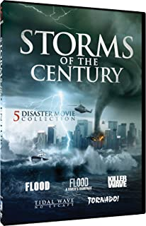 Storms of the Century: Flood, Flood A River's Rampage, Killer Wave, Tidal Wave No Escape, Tornado!