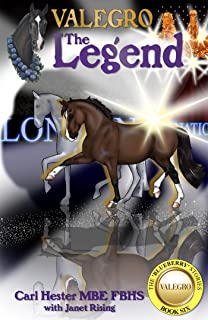 Valegro - The Legend: The Blueberry Stories – Book Six