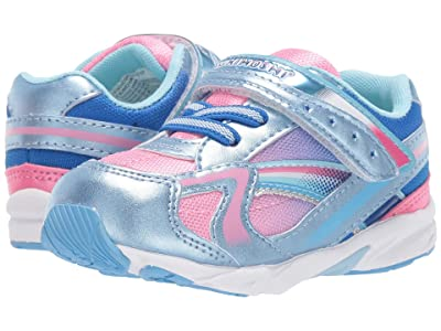 Tsukihoshi Kids B. Glitz (Toddler) (Ice/Royal) Girls Shoes