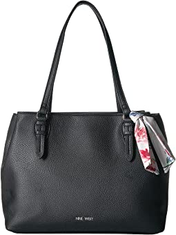 Deanna Satchel with Scarf