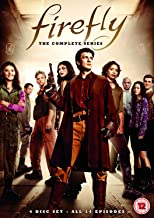 Firefly Complete Series 2017