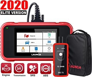 LAUNCH Scan Tool- CRP123E OBD2 Scanner for Engine Transmission ABS SRS (Airbag) Code Reader Car Diagnostic Tool,Android 7....