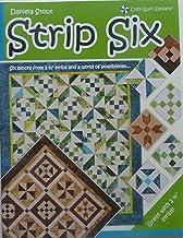 Faixa seis: Seis blocos de 2 tiras de 1/2 polegadas e um mundo de possibilidades, Original Version, 2.5 Inches, 1