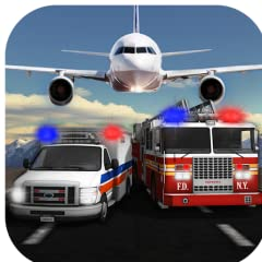 Become the ultimate hero as you fight hot blaze and smoke Explore a vast interactive city with simple one touch controls Sound your siren Save trapped people from burning buildings Avoid backdrafts by cooling oxygen deprived areas first Become the de...