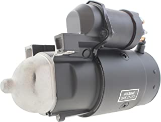 New Premium Starter High Torque Marine Coated SAEJ1171 Marine Certified fits Crusader Mercruiser OMC Pleaseurecraft Thermo Electron & Volvo Penta Marine Engines 1109488 50-69864A1 50-79822A1 RS41113