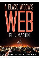 A Black Widow's Web Kindle Edition