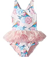 Rock Your Baby - Birdie Tulle One-Piece (Infant)