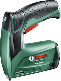 BOSCH(ボッシュ) バッテリータッカー PTK3.6LI