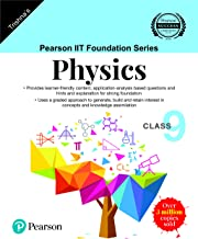 Pearson IIT Foundation Series - Physics - Class 9 (Old Edition)