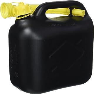 Cartrend Reserverve bränslebehållare, PVC, UN-godkännande, svart, 5 liter
