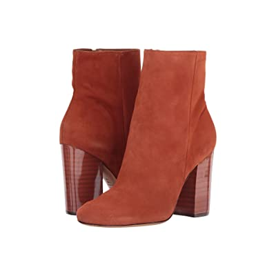Schutz Ravan (Rust Brown) Women