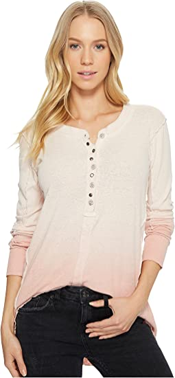 Free People - Cozy Up Henley