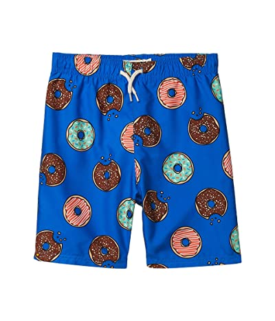 Appaman Kids Mid Length Swim Trunks (Infant/Toddler/Little Kids/Big Kids) (Sweet Tooth) Boy