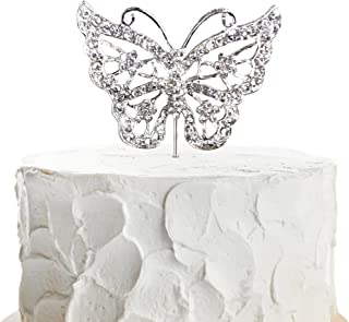 Best butterfly wedding cake toppers Reviews