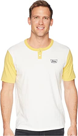 Brixton Stith Short Sleeve Henley