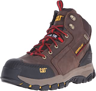 Men's Navigator Mid Waterproof Work 6 Inch Waterpoofeel Toe