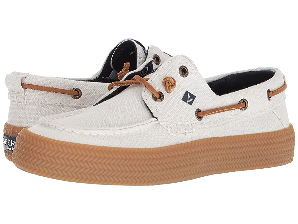 Sperry Crest Resort Rope (White) Women