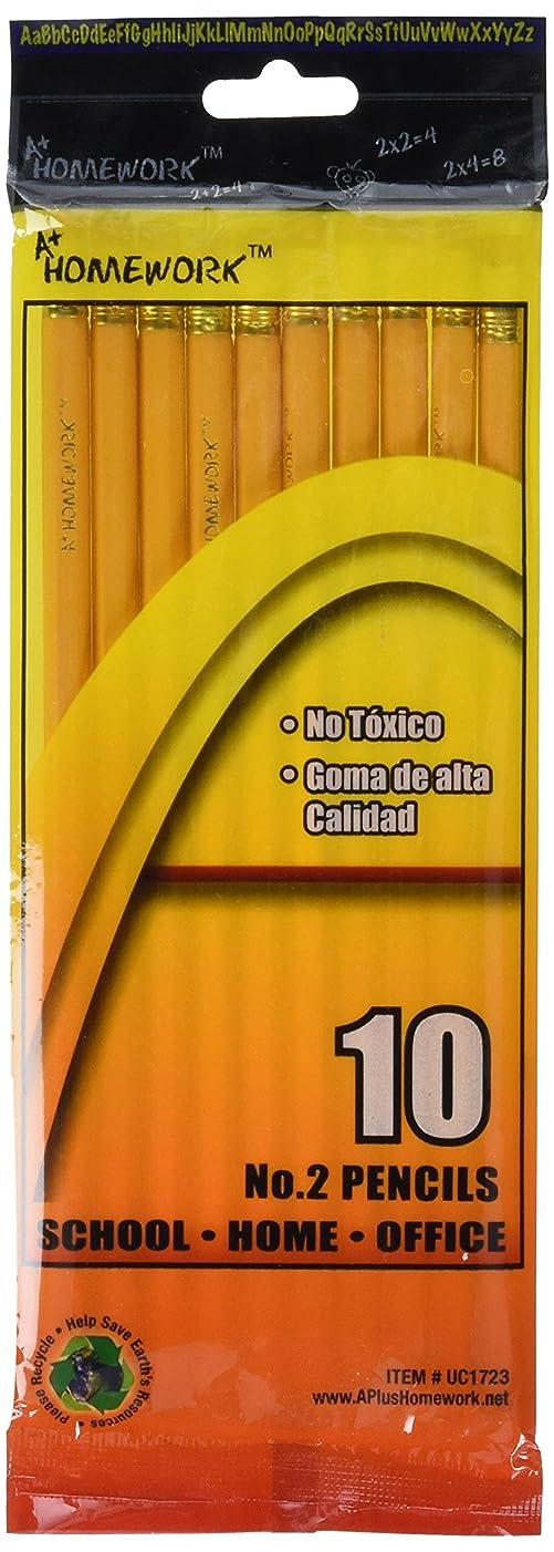 A+ Homework DDI Pencils