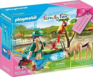 Playmobil Set Cadeau Soigneur Multicolor 70295