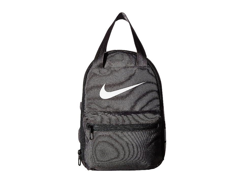 Nike Kids Brasilia Just Do It Fuel Pack (Anthracite) Tote Handbags