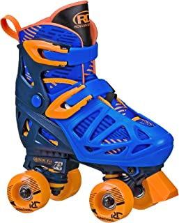Boys Adjustable Quad Skates by Roller Derby