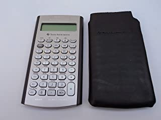 Texas Instruments BA II Plus Professional Advanced Financial Calculator