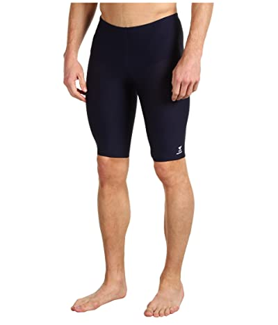 TYR Durafasttm Elite Solid Jammer (Navy) Men
