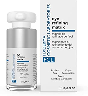 FCL Eye Refining Matrix Gel/Under Eye Cream helps Diminishes Visible Signs Of Aging Around The Eye Area 15gm
