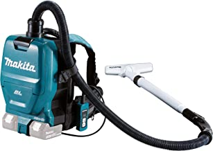 Makita 18V+18V LXT Cordless Backpack Vacuum Cleaner Tool Only, DVC260Z