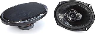 $44 » Kenwood KFC-6986PS 6 x 9 Inch 400W 3-Way Car Audio Flush Mount Coaxial Stereo Speakers, Pair (Renewed)