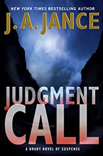 Judgment Call: A Brady Novel of Suspense (Joanna Brady Mysteries Book 15)