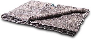 A&G-heute 10 XXL Umzugsdecken 250 x 150cm 3.75m² Allzweckdecke Möbeldecke Packdecke ca 320 gr/qm Made in Germany