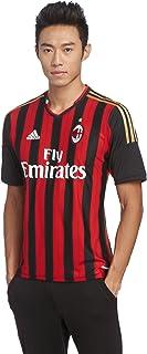 adidas kurzärmliges Trikot AC Milan Home Jersey - Prenda para Hombre, Color