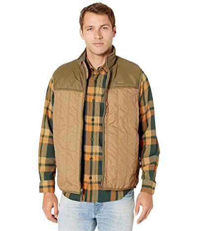 Filson Ultralight Vest (Dark Tan) Men