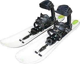 Crossblades Sneeuwschoenen Tourskisysteem voor sneeuwwandelen incl. omkeerbare plaat voor skiën en stijgvacht (softboot)