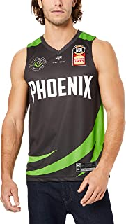 First Ever Men's S.E. Melbourne Phoenix Home Authentic Jersey